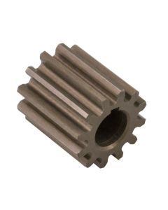 12T Aluminum Spur Gear (20 DP, CIM Motor, With Mounting Hardware) 217-2614