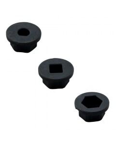 "1/2"" VersaHex Adapters (3/8"" Hex Bore, 1/8"" Long) (6 Pack) (217-5827)"