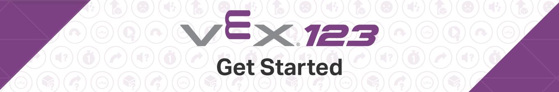 VEX 123 Get Started