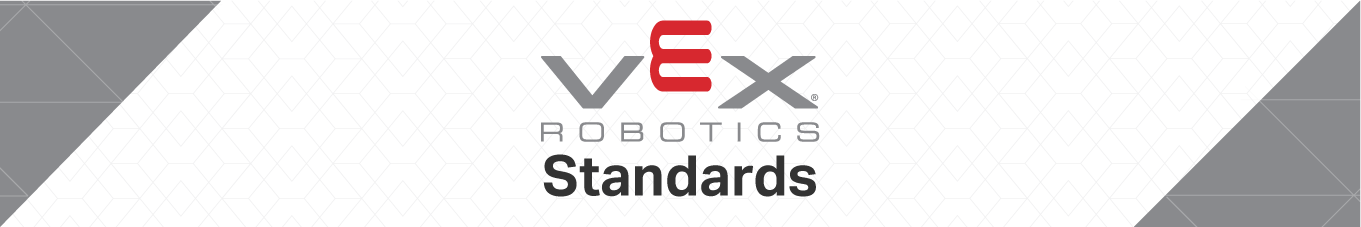VEX Robotics Standards