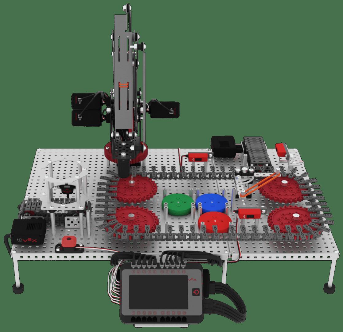 VEX V5 Workcell
